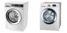 So sánh máy giặt Electrolux EWF14012 và LG WD18600