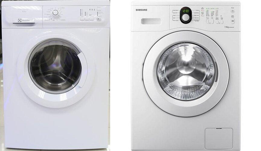 So sánh máy giặt Electrolux EWP85662 và SamsungWF8690NGW