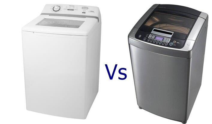 So sánh máy giặt Electrolux EWT904 và LG WF-D85275DD