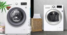 So sánh máy giặt LG FC1409S3W và LG FC1409S2W