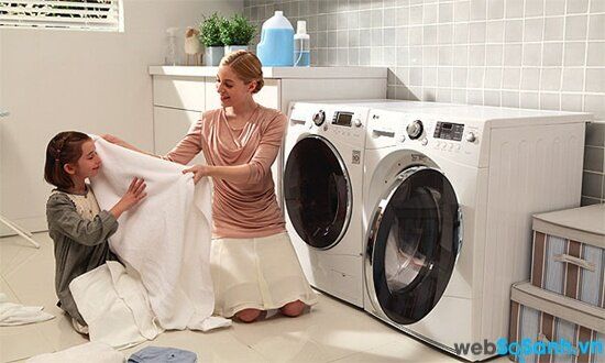 So sánh máy giặt LG WD11600 và máy giặt Panasonic NA-FS12X1WRV