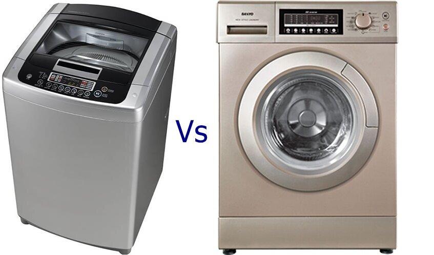 So sánh máy giặt LG WFD1119DD và Sanyo AWD-D700VT
