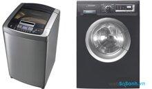 So sánh máy giặt LG WFD1617DD và Electrolux EWF10831G