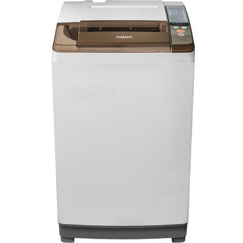So sánh máy giặt lồng đứng 9kg giá dưới 5 triệu đồng Samsung WA90M5120SG và Aqua AQW-S90ZTH