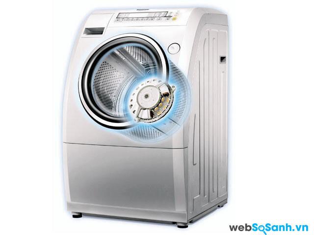 So sánh máy giặt lồng ngang và máy giặt lồng nghiêng