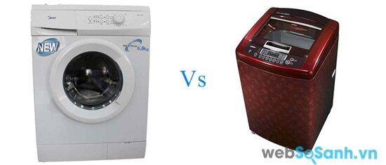 So sánh máy giặt Midea MFT60-10301 và LG WFS8419DR
