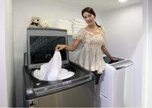So sánh máy giặt Samsung WD752U4BKWQ/SV và LG WD18600