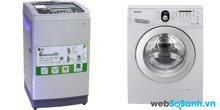So sánh máy giặt Samsung WF9752N5C/XSV và máy giặt LG WFD8525DD