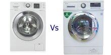 So sánh máy giặt sấy Samsung WD752U4BKWQ/SV và LG WD18600
