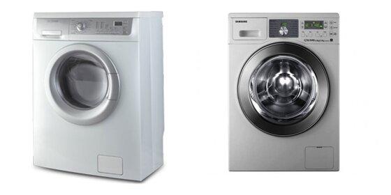 So sánh máy giặt sấy Electrolux EWW1273 và Samsung WD0804W8E/XSP