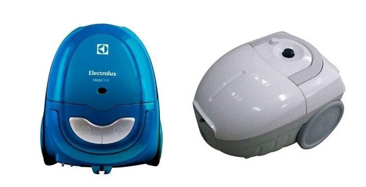 So sánh máy hút bụi Electrolux ZMO1530 và máy hút bụi Sanyo SC-A200