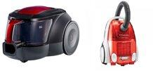 So sánh máy hút bụi LG VC3320NHTR và máy hút bụi Electrolux Z1760