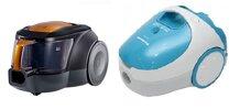 So sánh máy hút bụi LG VC3320NNTO và máy hút bụi Panasonic MCCG333AN46