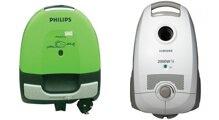 So sánh máy hút bụi Philips FC8212 và máy hút bụi Samsung VCC5675V3W
