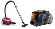 So sánh máy hút bụi Philips FC8232 và máy hút bụi LG VC3320NNTO