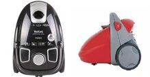 So sánh máy hút bụi Tefal TW5295 và máy hút bụi Zelmer 400.0P02EP