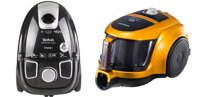 So sánh máy hút bụi Tefal TW5295 và máy hút bụi Samsung VCC4580V3O