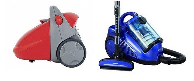 So sánh máy hút bụi Zelmer 400.0P02EP và máy hút bụi Sanyo SC-CX900