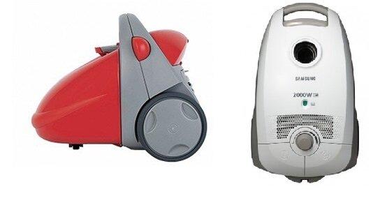 So sánh máy hút bụi Zelmer 400.0P02EP và máy hút bụi Samsung VCC5675V3W