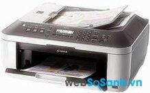 So sánh máy in có scan, fax giá rẻ Epson Stylus TX510Fn và Canon Pixma MX328