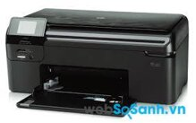 So sánh máy in đa năng có scan HP Photosmart Wireless P110A và Panasonic MB 1500