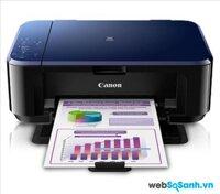 So sánh máy in đa năng có scan giá rẻ Canon Pixma E560 và Epson XP 200