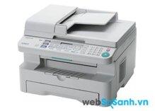 So sánh máy in đa năng có scan Panasonic KX -MB1500 và Canon Pixma E 560