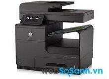 So sánh máy in đa năng có scan, fax hiệu suất cao Ricoh Aficio SP C240sf và HP Officejet Pro X476dw