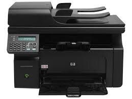 So sánh máy in đa năng có photo, scan, fax Ricoh Aficio SP C240sf và HP M1212nf