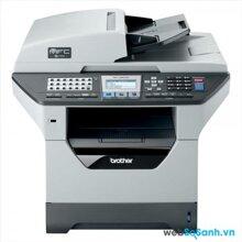 So sánh máy in đa năng có scan, fax hiệu suất cao Brother MFC 8880dn và Brother MFC 9120CN