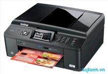 So sánh máy in đa năng giá rẻ Epson Stylus TX510Fn và Brother MFC J625dw