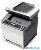 So sánh máy in đa năng màu có scan, fax Epson Stylus TX510Fn và Ricoh Aficio SP C240sf