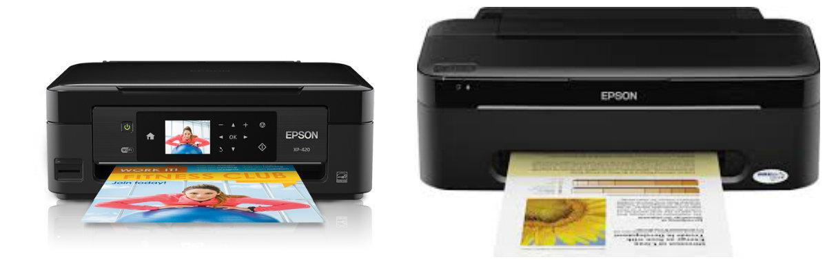 So sánh máy in giá rẻ Epson XP-420 và Epson Stylus T13