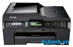 So sánh máy in khổ lớn HP OfficeJet 7610 và Brother 6510DW