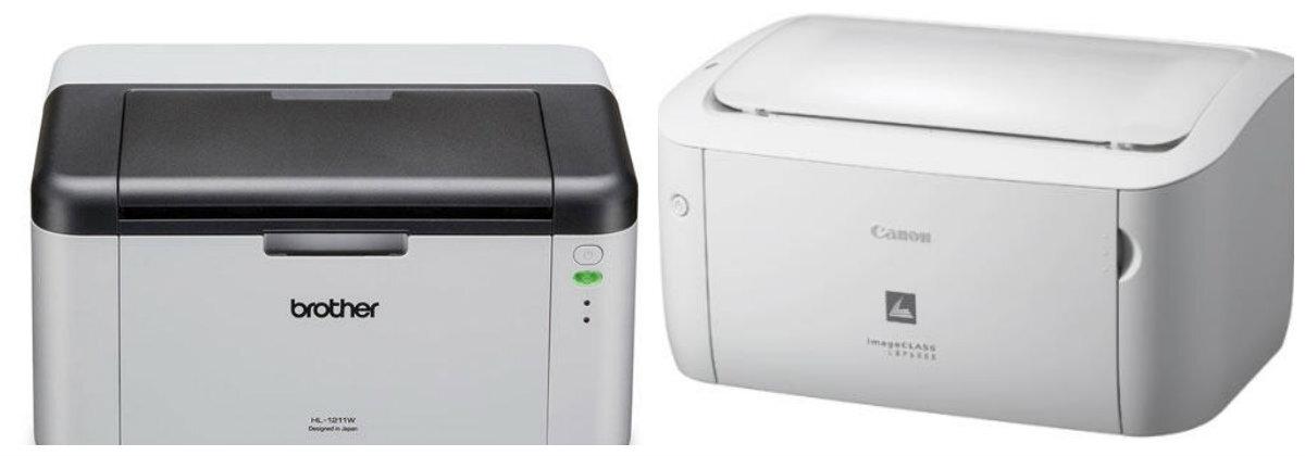 So sánh máy in laser Brother HL-1121W và Canon Lbp 6000