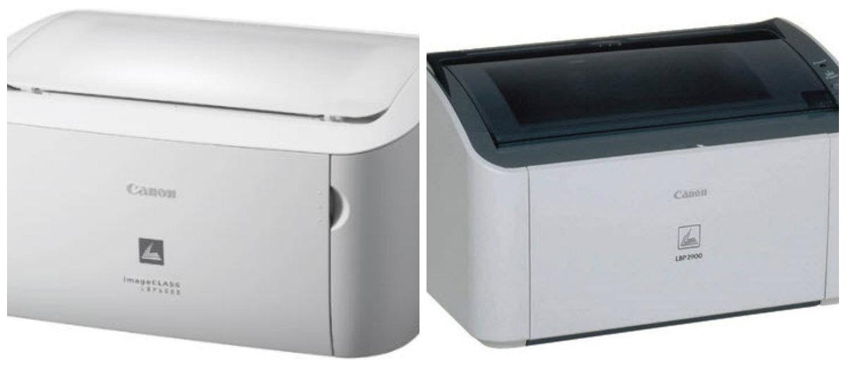 So sánh máy in laser Canon Lbp 2900 và  Canon Lbp 6000