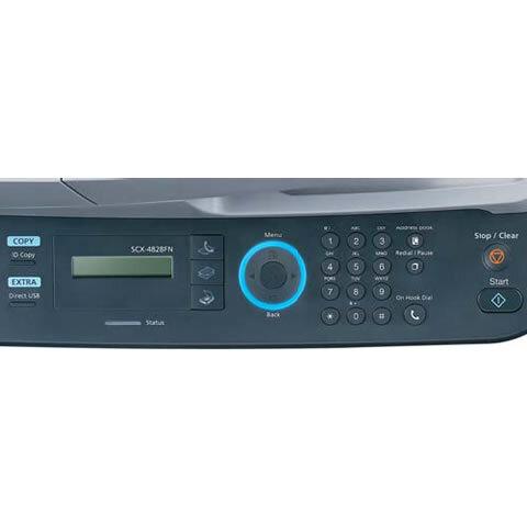 So sánh máy in laser có photocopy, scan, fax HP Laserjet Pro M177fw và Samsung SCX 4824FN