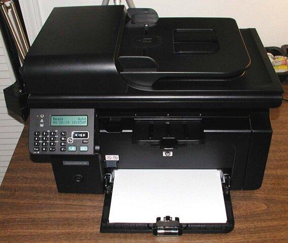 So sánh máy in laser đen trắng có photocopy, scan, fax Epson Stylus Office TX510FN và HP Laserjet Pro M1212nf