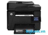 So sánh máy in laser đen trắng có photo, scan, fax HP Laserjet Pro M1212nf và HP MFP M225DW