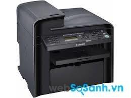 So sánh máy in laser đen trắng có photo, scan, fax Canon MF4750 và HP LaserJet Pro M1212NF