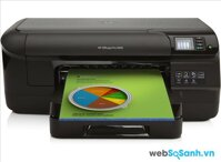 So sánh máy in laser màu có scan, fax HP OfficeJet Pro 8620 và HP officejet Pro 8100