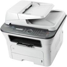 So sánh máy in laser màu có photocopy, scan, fax Samsung SCX 4824FN và Canon MF4750