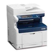 So sánh máy in laser màu đa năng có scan, fax Fuji Xerox DocuPrint 355df và HP Officejet Pro 8500