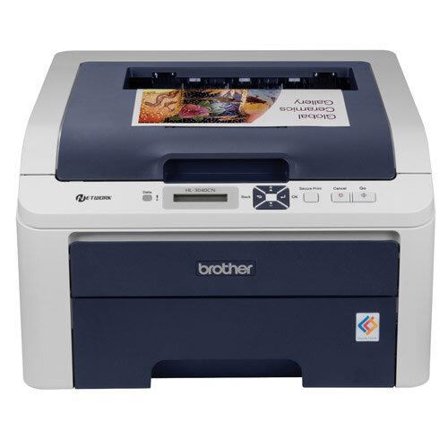So sánh máy in laser màu giá rẻ dành cho văn phòng nhỏ Fuji Xerox CP105b và Brother HL 3040