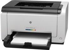So sánh máy in laser màu giá rẻ dành cho văn phòng nhỏ Oki C310dn và  HP CP1025