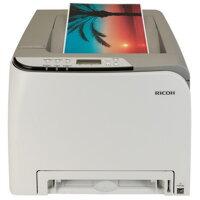 So sánh máy in laser màu giá rẻ Brother HL 3040 và Ricoh SP C240DN