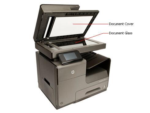 So sánh máy in màu có scan, fax hiệu suất cao HP officejet Pro X476dw và HP Color LaserJet Pro MFP M177fw