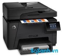 So sánh máy in màu scan, fax Canon Pixma MX892 và HP Color LaserJet Pro MFP M177fw