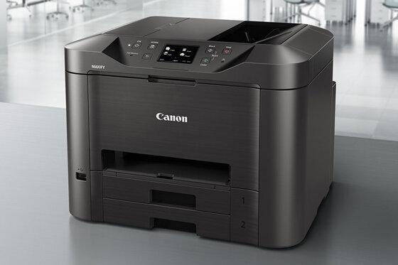 So sánh máy in phun màu Canon Maxify iB4070 và Maxify MB5370