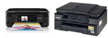 So sánh máy in phun màu Brother MFC-490CW và Epson XP-420